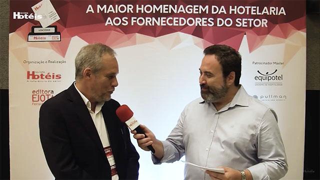 Sérgio Assis, Diretor de operações do Transamérica Hospitality Group