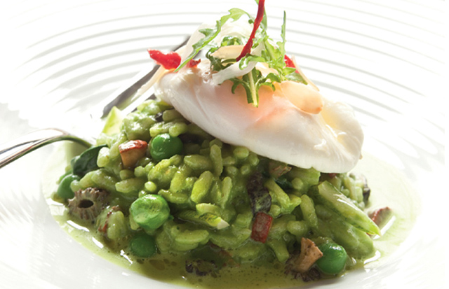 Grand Hyatt SP traz sabores peruanos no 4º Chef's Table