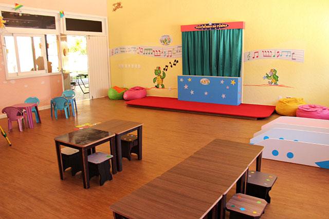 Transamerica Comandatuba (BA) revitaliza a Casa da Criança