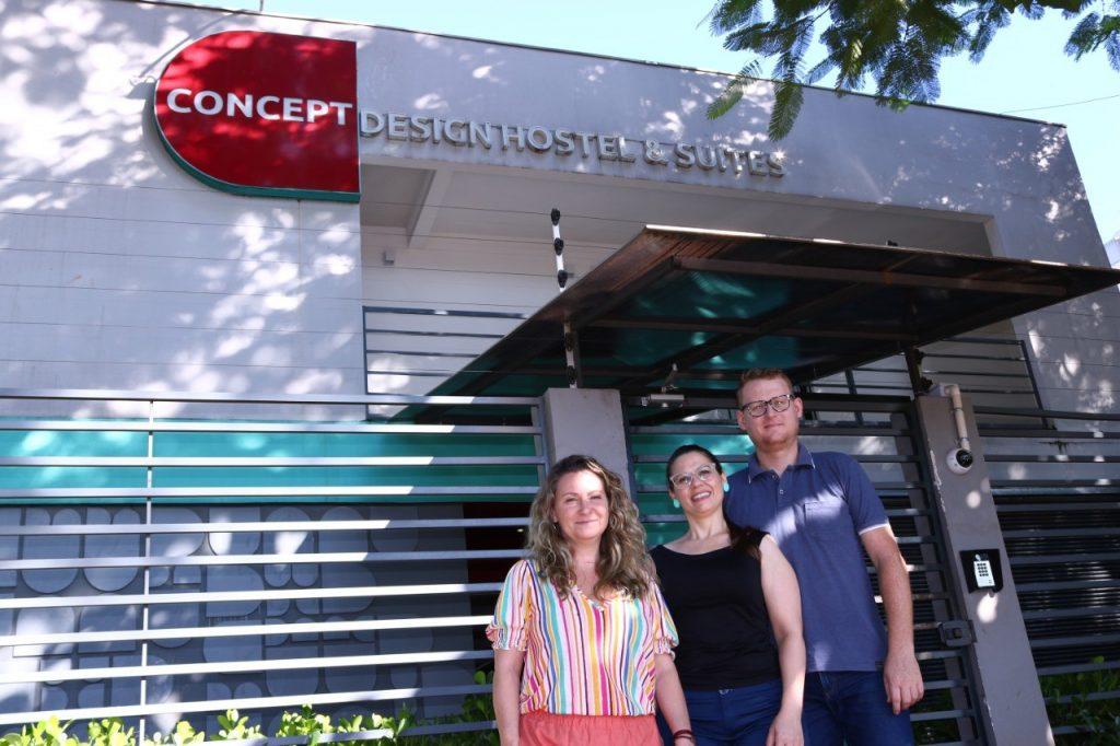 Hostel premiado em Foz do Iguaçu (PR) está sob nova gestão