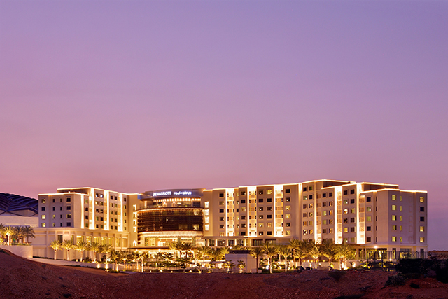 Omã (Oriente Médio) ganha hotel da marca JW Marriott