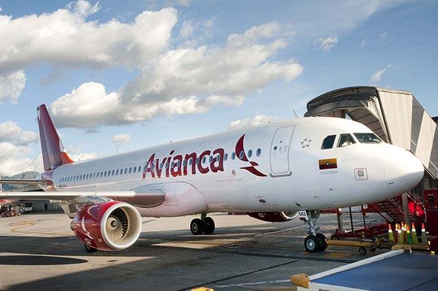 Avianca suspende voos internacionais até 30/4