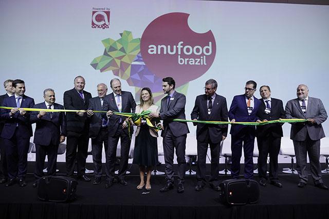 2ª edição do Anufood teve início em São Paulo