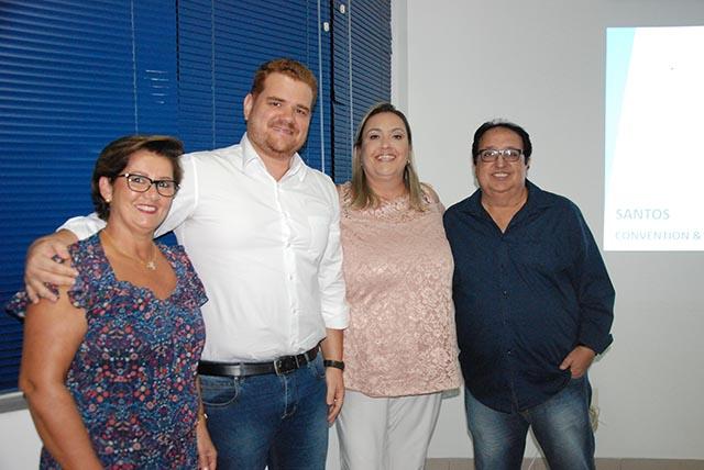 Santos CVB elege diretoria para 2020-2022