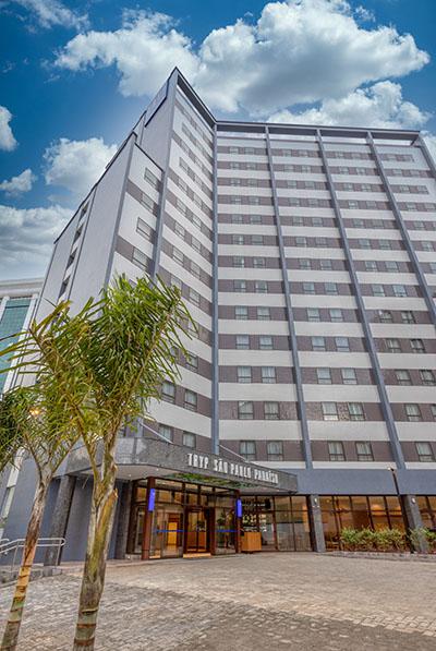 Wyndham Hotels & Resorts inaugurou hotel com a marca Tryp by Wyndham em São Paulo