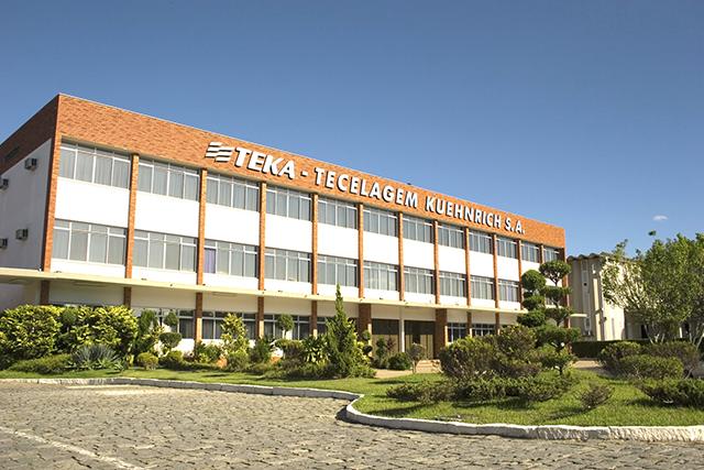 Teka doa 300 enxovais para leitos hospitalares de São Paulo e Santa Catarina