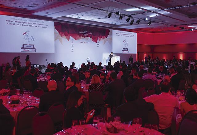 Entrega da 9ª edição do Troféu Fornecedor Destaque da Hotelaria foi mais uma vez sucesso absoluto