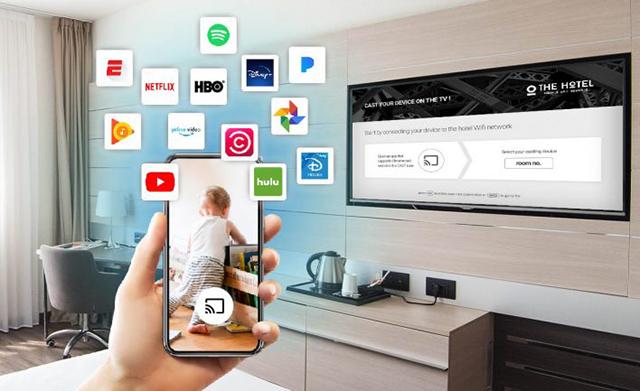 Nonius Cast: sem barreiras e compatível com qualquer sistema de Wi-Fi e TV
