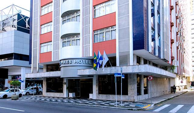 Rede Pires de Santa Catarina acolhe profissionais de saúde durante período da pandemia