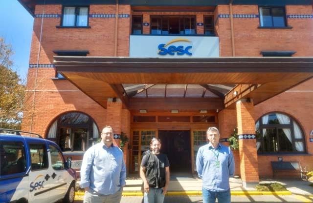 Hotel Sesc Gramado pode receber pessoas em quarentena