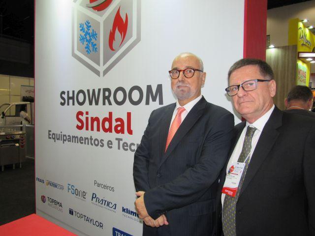 Sindal estreia Showroom na Anufood 2020 em São Paulo