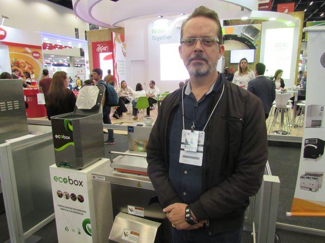 Recicladora de resíduos orgânicos é apresentada pela Topema na Anufood 2020