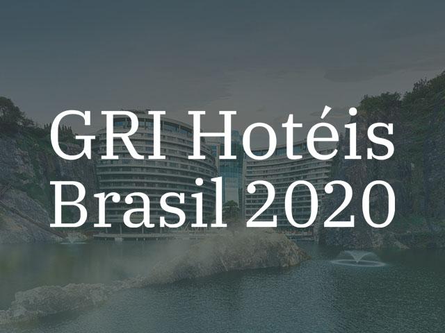 Revista Hotéis renova parceria com GRI Club e será a Midia Oficial do GRI Hotéis 2020