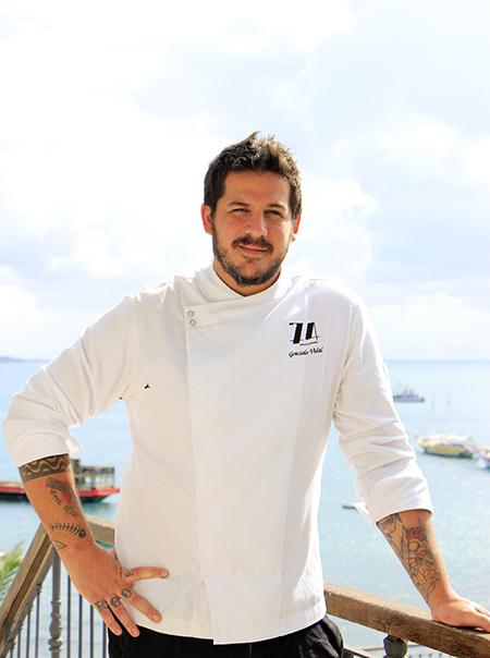 A cozinha de Gonzalo Vidal é homenageada no Belmond Hotel das Cataratas