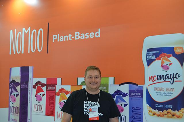 Nomoo traz produtos 100% veganos para a Anufood 2020