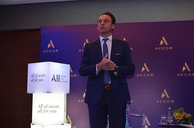 Rede Accor obteve 1 bilhão de euros em volume de negócios na América do Sul em 2019