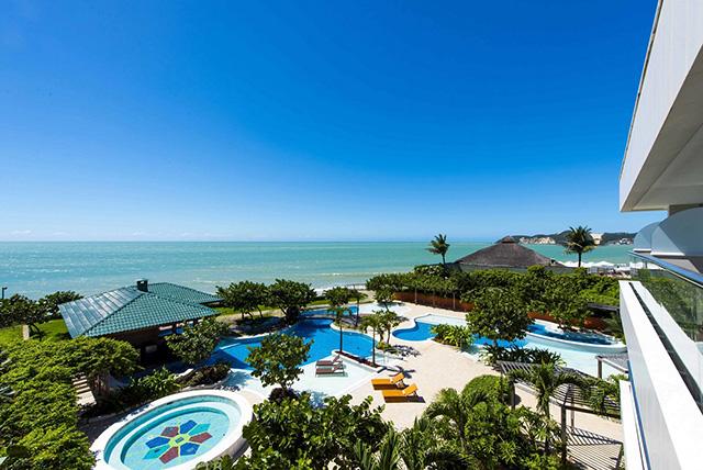 Vogal Luxury Beach Hotel & Spa suspende reservas até o próximo dia 31de março