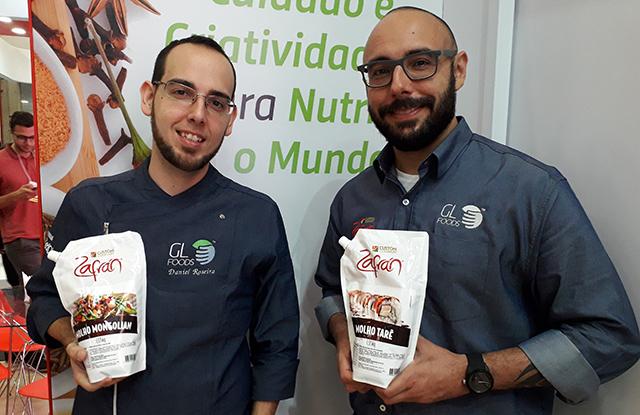 Zafrán cria 5 novos molhos orientais para Food Service