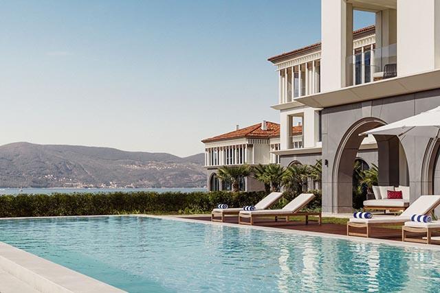 One & Only abrirá hotel em Montenegro em julho