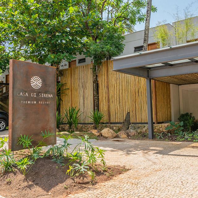 Wyndham Ilhabela Casa di Sirena abre as portas na Praia do Veloso