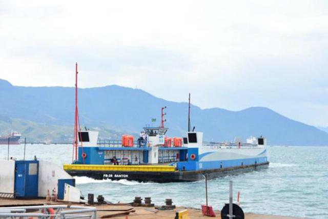 Restrição da travessia de balsas segue até o dia 23 de abril em Ilhabela (SP)