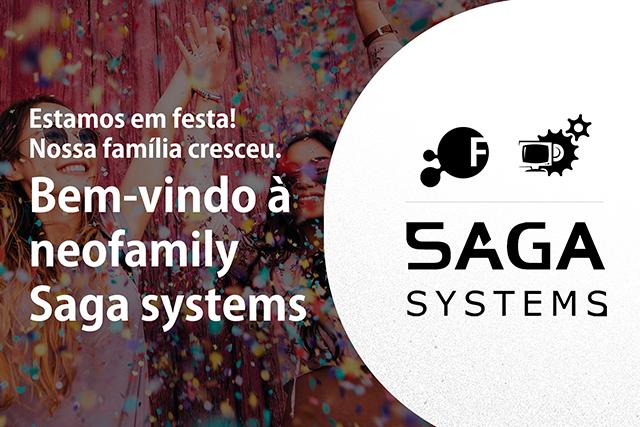 Faitec celebra parceria com Saga Systems para implantação de servidor em nuvem