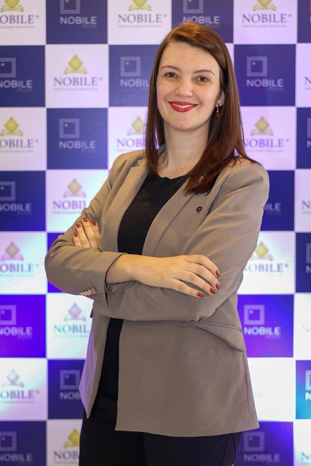 Luciana Hohl assume Gerência geral do complexo Wyndham Garden Convention Nortel (SP)