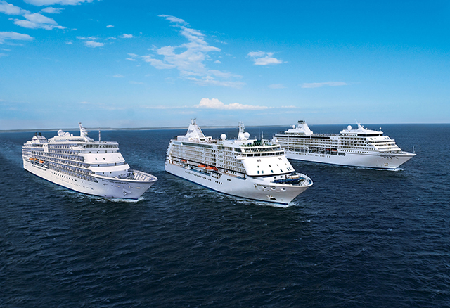 Regent Seven Seas Cruises amplia suspensão até 10 de maio
