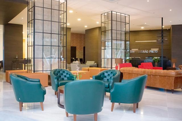 Hotéis Tryp by Wyndham se consolidam no Brasil