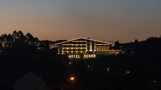 Hotel Renar aproveita quarentena para melhorias no empreendimento