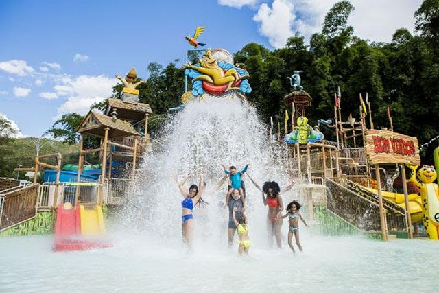 Aviva reabre Rio Quente e Hot Park