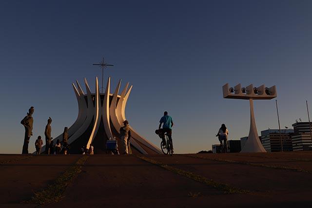 Brasília aparece em lista de destinos mais procurados para 2021
