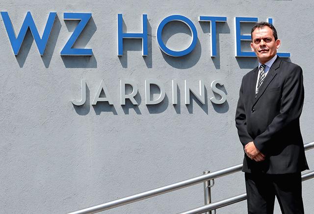 Gerência do WZ Hotel Jardins (SP) assume o comando do Century Paulista
