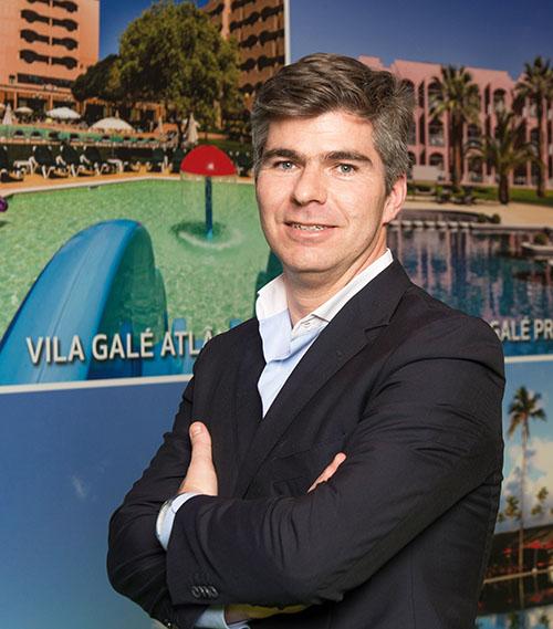 Entrevista com Gonçalo Rebelo de Almeida, Administrador dos hotéis Vila Galé