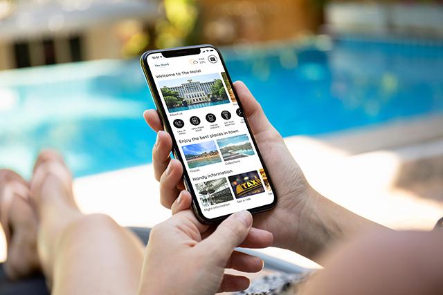 Nonius apresenta aplicativos de auxílio ao hoteleiro durante e depois da pandemia