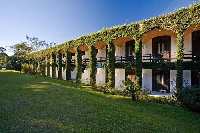 Hotel Laje de Pedra doa enxoval a hospital em Canela (RS)