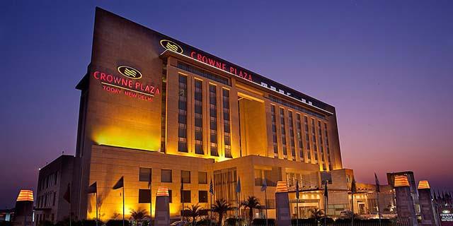 IHG assina contrato de hotel Crowne Plaza na Índia