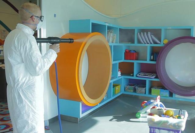 Continuum Chemical apresenta solução de limpeza e desinfecção para hotéis no combate à COVID-19