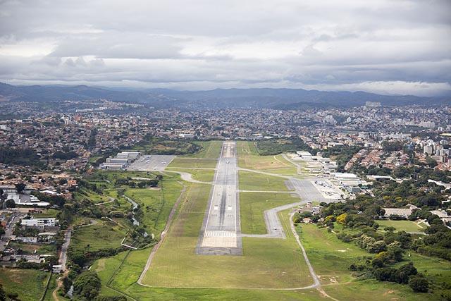 União transferirá Aeroporto da Pampulha ao Governo de MG