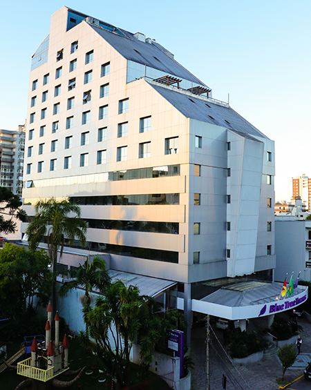 Blue Tree Towers Caxias do Sul (RS) reinicia operações