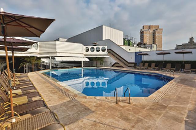 Bourbon Santos Convention Hotel (SP) reabre nesta quarta