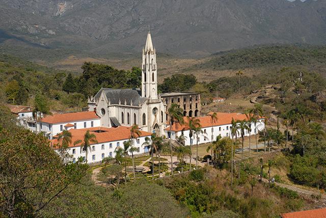 Santuário do Caraça (MG) reabre para hospedagem em 12 de julho