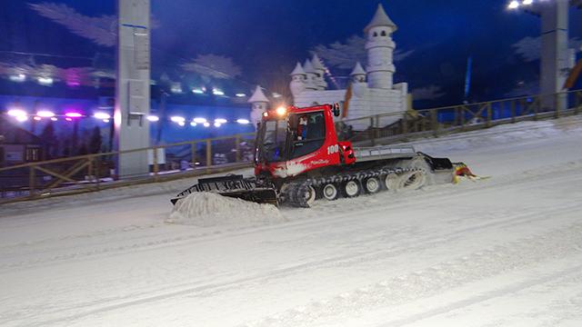 Parque Snowland em Gramado (RS) reabre com mais de 50 procedimentos