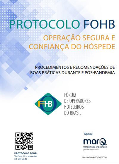 FOHB lança protocolo de biossegurança