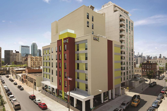 Parceria fará 1.000 hotéis Home2 Suites by Hilton na China