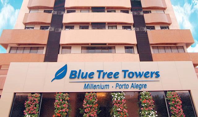 Blue Tree Towers Millenium Porto Alegre (RS) retoma atividades em 8 de junho