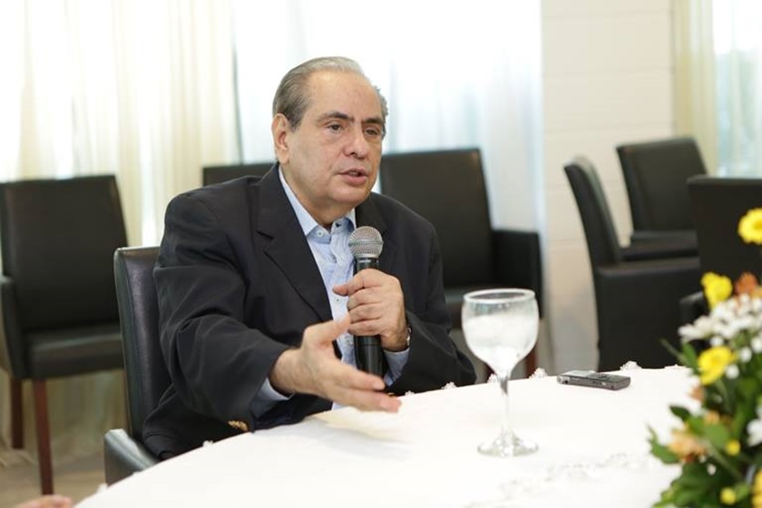Presidente da CNC recebe relator do PL da reforma tributária