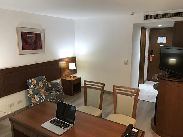 Matsubara Hotel SP transforma seis UHs em escritório