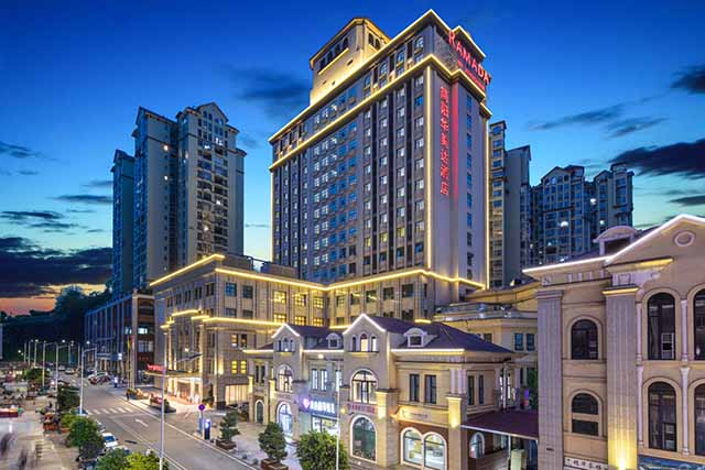 Rede Wyndham abre 5 hotéis Ramada na China