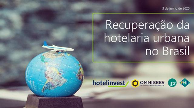Pesquisa da HotelInvest mostra como será a recuperação da hotelaria no Brasil